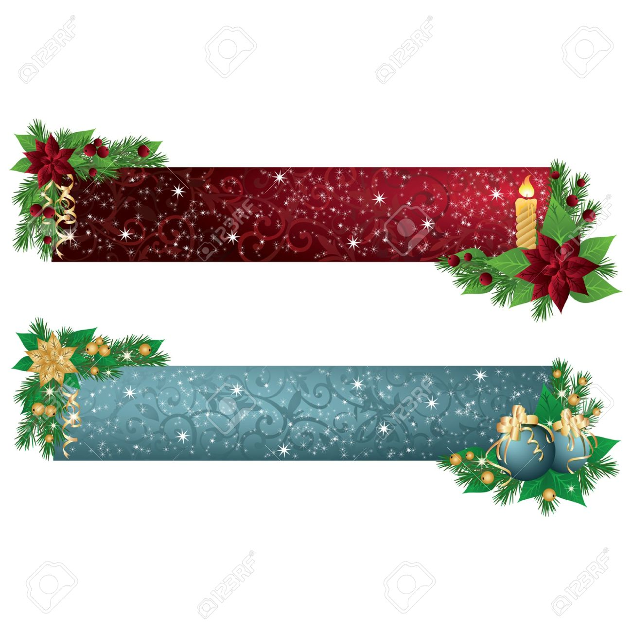 christmas images banners